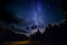 ***Starry night (Banff) by Catalin Mitrache on 500px