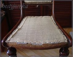 Upholstery tips, furniture makeover
