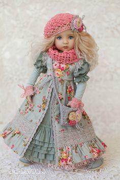 Crochet clothes 831758624920633652 - Trendy Crochet Baby Clothes Patterns Fabrics Trendy Crochet Baby Clothes Patterns Fabrics Source by Doll Dress Patterns, Baby Clothes Patterns, Baby Doll Clothes, Crochet Baby Clothes, Crochet Outfits, Diy Outfits, Pretty Dolls, Cute Dolls, Beautiful Dolls