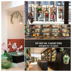 New store in Amsterdam...FAB Flagshipstore