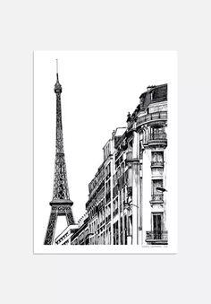 Paris - Illustration