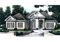 1891 sq ft Bagwell - Home Plans and House Plans by Frank Betz Associates