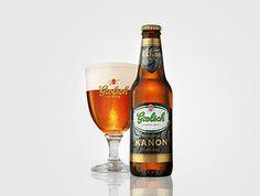 GROLSCH KRACHTIG KANON  Rijk en krachtig van smaak (11,6% alc.)  Krachtig Kanon is een volgouden bier, krachtig en machtig van smaak. Eerst valt de zoetheid op, dat langzaam wordt overgenomen door een aangename prikkeling op de tong. Kanon is gebrouwen met de grootst mogelijke zorg, precies zoals het moet worden gedronken. Een rijk en krachtig bier om rustig van te genieten.  Grolsch Krachtig Kanon is verkrijgbaar in fles (30cl) en blik (50cl).