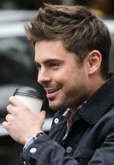 """""""Whatever you do, don't let Griff get his hands on coffee, or any form of caffeine."""" """"Why?"""" """"He gets mischievous,"""""""