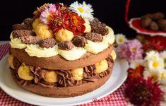 Profiteroles, Something Sweet, Acai Bowl, Cake Decorating, Cheesecake, Breakfast, Desserts, Food, Cake Ideas