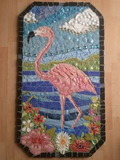 Flamingo: by Freckle Face