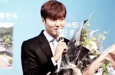 Lee Min Ho, Korean Tourism Awards Ceremony, 20151222.