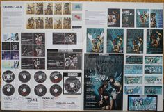 My design board, 2009 We had to make up a band and then create a poster, album cover and invitation. The cd face was some extra work a few people did to make the folio look better XD Models: myself. My Design, Graphic Design, Tour Posters, Design Research, Design Development, Album Covers, Photo Wall, Extra Work, Design Boards