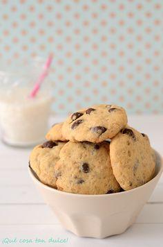 ¡Qué cosa tan dulce!: Cookies de huevo cocido, cacahuetes cubiertos de chocolate y una pizca de rutina