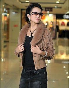 Knitwear Fashion, Fur Fashion, Winter Fashion, Womens Fashion, Fall Winter Outfits, Winter Wear, Spring Outfits, Crochet Vest Pattern, Knit Dress