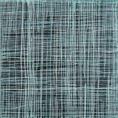 Mika Natri: Limbus VII, 2016, akryyli kankaalle, 130x130 cm Finland, Weave, Contemporary Art, Abstract Art, Flat, Prints, Bass, Hair Lengthening, Dancing Girls