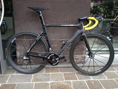 """GIANT Propel """"Black and Yellow"""" - Record Bike Malo - Vicenza"""