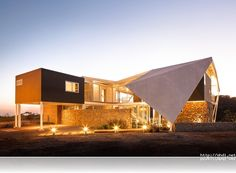 Spacious Residence La Piscucha Pexcitingproo Home Design Exterior With Contemporary Home Shaped