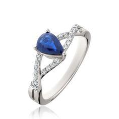 Gemstone and diamond fashion pendant