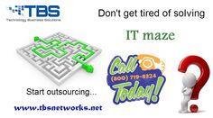 Efficient platform for IT outsourcing service
