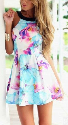 2016 Sexy Prom Dress ,Backless Homecoming Dress,halter flowers dresses For Teens Seniors Prom