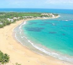 Luquillo, Puerto Rico: went to PR for the first time for my birthday in March 2013.  fell in love with this island.