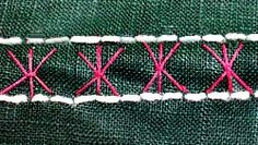 Viking Embroidery Part 1