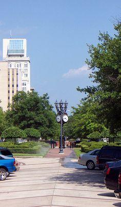 Broad Street - Augusta, Georgia