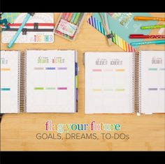 "Brand New ""Flag Your Future"" Section!   Erin Condren planners will be available for pre-order June 9th! Use my referral code and get $10 off for new customers https://www.erincondren.com/referral/invite/kayleneklingert0525 #ECLifePlanner #ECadventure #erincondren #erincondrenlifeplanners #erincondrenlifeplanner @erincondren"