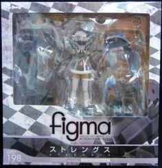 マックスファクトリーfigma 198 ブラックロックシューターストレングスTV ANIMATION ver.