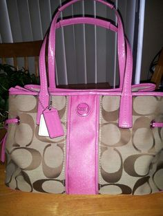 This site has amazing markdowns (80%+) on Coach bags and a HUGE selection $40