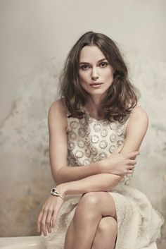 Chanel's Fragrance Coco Mademoiselle S/S 2014: Keira Knightley by Emily Hope