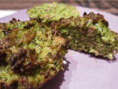 Low Carb Rezepte von Happy Carb: Thunfisch-Brokkoli-Muffins - Warm und kalt sehr lecker