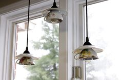 Teacup Pendant Shades