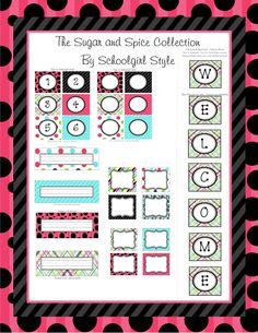 sugar and spice blog board 2