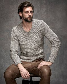 RJ Rogenski Models Belstaff Leather Fashions