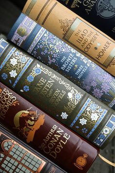 I know these are just Borders editions, but I want that Bronte  collection.