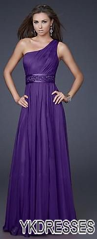 Purple Formal Dresses Gala