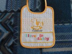 Bavaglino I love daddy_1 - Dall'album di Claudia.iaia