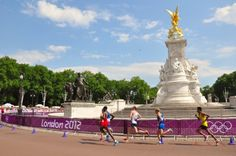 London 2012 - Men's marathon