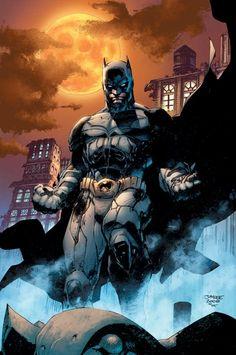 Nolanverse Batman by Jim Lee