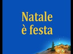 Natale è festa - YouTube Canti, Recital, Christmas Time, Youtube, Video, Children, Genere, Gift, Party