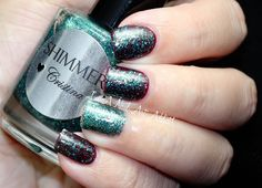 Shimmer Polish Cristina by I'm A Nail Art Addict!