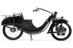 c.1921 Megola 640cc Touring Model Frame no. 428 (plaque) Engine no. 428 (Plaque)…