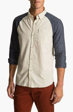 Zanerobe 'Slugger' Woven Shirt | Nordstrom