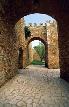 Lagos, medieval castle, Algarve, Portugal