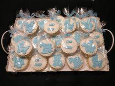 Galletas baby shower, galletas personalizadas en Palma de Mallorca. Chocolate, Baby Shower, Cake, Desserts, Food, Birthday Cake, Candy Stations, Custom Cookies, Majorca