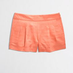 "J.Crew Factory - Factory 3"" pleated short"