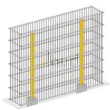 GABION SUPPLY HAS THE MATERIALS AND SHOWS HOW TO BUILD A GABION FENCE