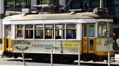 Lisbonne tramway 28