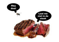 Haha, Steak, Instagram Posts, Food, Laughing, Funny, Ha Ha, Essen, Steaks