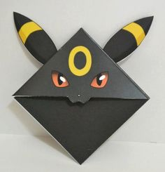 Umbreon Bookmark by MomosMakery on Etsy