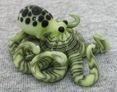blown glass octopus  : More Like This At FOSTERGINGER @ Pinterest