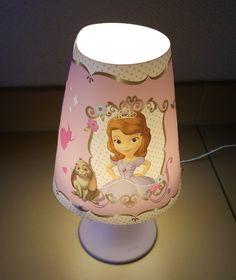 Philips Nachttischlampe für Kinder