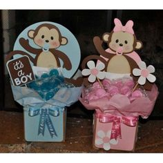 party on Pinterest | Monkey Centerpiece, Mod Monkey Birthday and ...